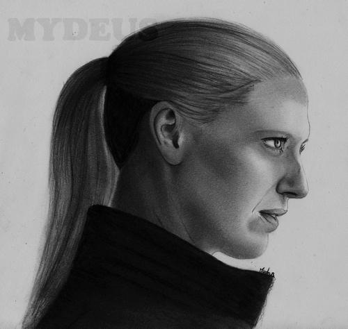 Anna Torv por Mydeus